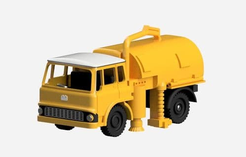 Arch Laser A3D115  N Gauge Bedford TK Road Sweeper (yellow)