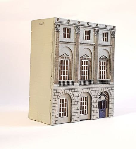 ARCHN0026 Arch Laser : Low relief Town House 1 N Gauge
