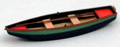 Artitec 38709-GN Steel Rowboat with 2 Oars (1)