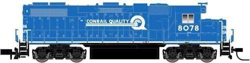 Atlas 40002290 Master GP38-2 Conrail Quality 8072 (DCC-Fitted)