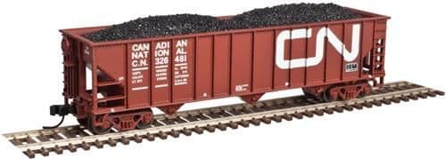 Atlas 50002865 Trainman 90t Hopper Canadian National 326342