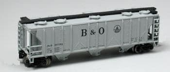 Bachmann 73862 PS2 Covered Hopper (B&O) (second hand)