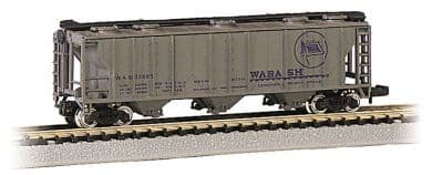 Bachmann 73897 PS2 Covered Hopper (Warbash) (Second Hand)