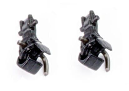 Dapol 2A-000-010 Scale: 1:148, N Magnetic Coupling Short Arm (1pr)