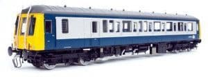 Dapol 7D-015-001D Scale: 1:43, O *Class 122 55002 BR Blue/Grey (DCC ON BOARD)