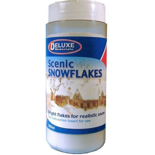 Deluxe Materials BD-25 (DL30) Scenic Snow Flake 500ml