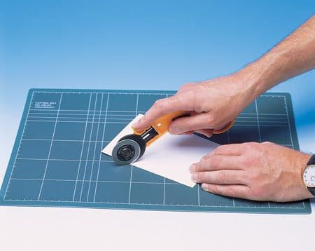Expo 712-04 A4 Size Cutting Mat (450 x 300mm)