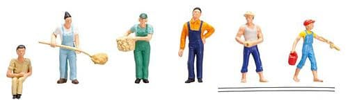 Faller 151093  In the Country Figure Set (6)