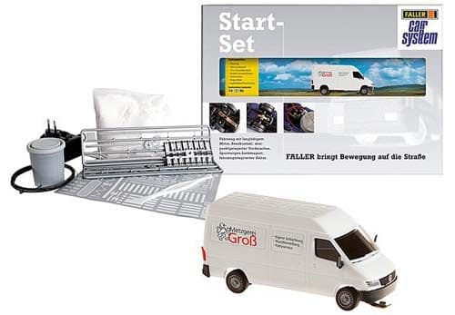 Faller 161504 Car System Starter Set MB Sprinter
