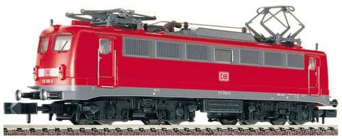 Fleischmann 733701 - N Scale DBAG BR 115 Electric Locomotive V