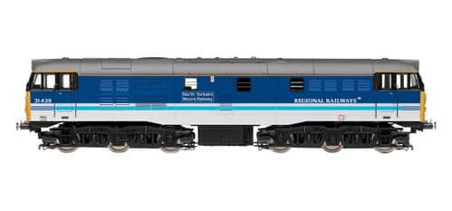 Hornby R2963 Class 31/4 31439 diesel in Regional Railways livery