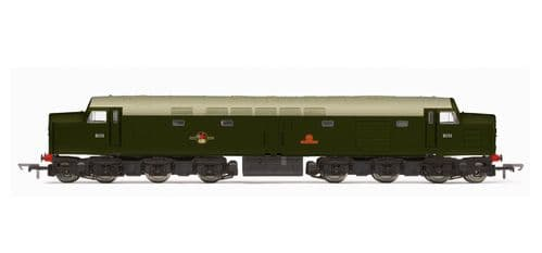 Hornby R3286TTS RailRoad BR Empress of Canada Class 40 with TTS Sound
