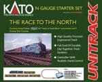 Kato (British) GMKS005 Race to the North Starter Set