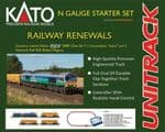 Kato (British) GMKS007 Railway Renewals Starter Set