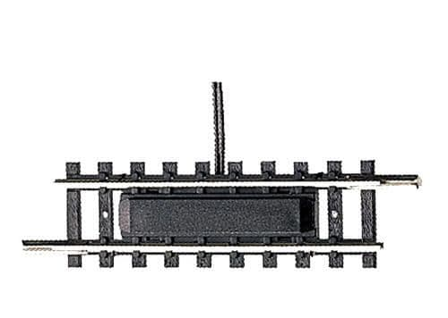 Minitrix 14980 Contact Track with Magnet Switch 50mm (1 Piece)