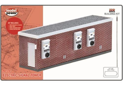 Model Power185 Electric Signal Tower Building Kit
