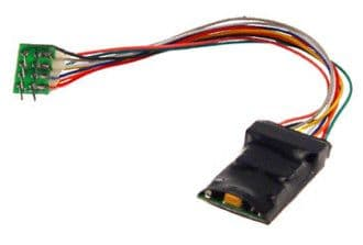 MRC 0001651 - HO Scale Decoder with JSt Connector/Adaptor