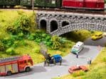Noch 12842 Scale: 1:87, HO Fire Brigade In Action Sound Scene
