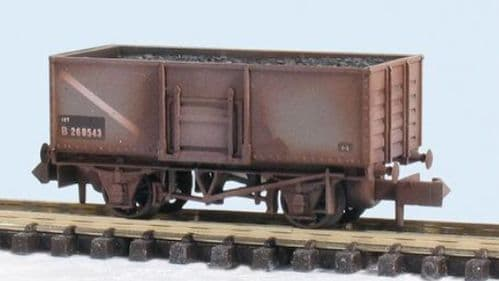 NR-44BW Steel 16T Open (Weathered)