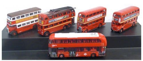 NSET004 London Transport Bus Set (5)