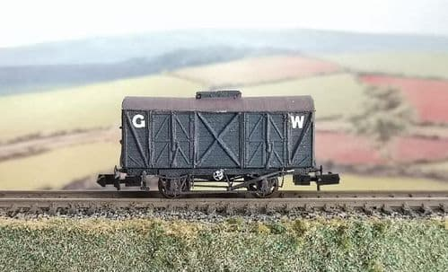 OCWW ALN050 GWR Wooden Grain Van V.20 Kit