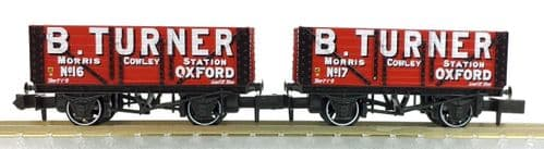 OSBP001 Exclusive B. Turner twin pack manufactured by Peco