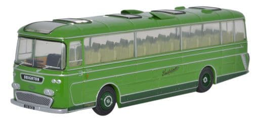 Oxford Diecast 76PAN001  Plaxton Panorama I Southdown