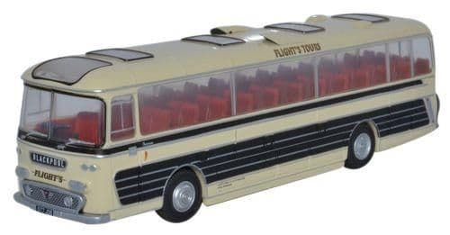 Oxford Diecast 76PAN002 Plaxton Panorama Flights