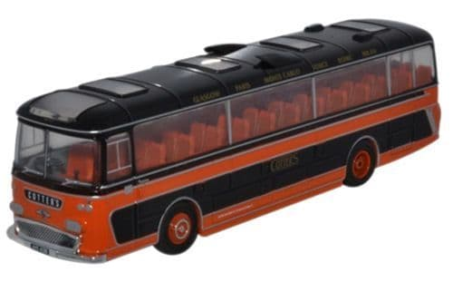 Oxford Diecast 76PAN003 Plaxton Panorama Cotters