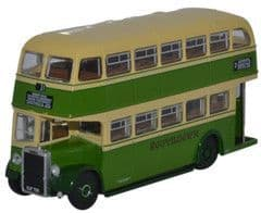 Oxford Diecast 76PD2003 Leyland Titan PD2/12 Southdown