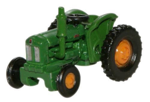 Oxford Diecast NTRAC002  Green Fordson Tractor