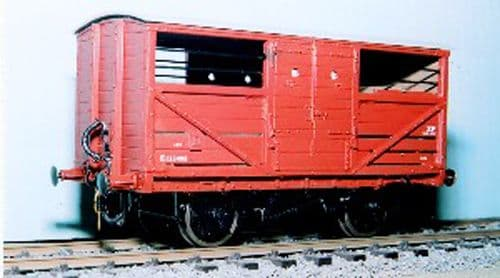 Parkside PS106 LNER Cattle Truck (Vacuum Brake)