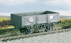 Parkside / Ratio 564 GWR 5-Plank Open Wagon (M/W)