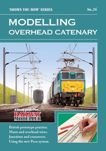 Peco SYH 26 Shows You How - Modelling Overhead Catenary
