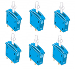 PL-22 Peco: On-Off Switch (style matches PL-26 series) Pack of 6