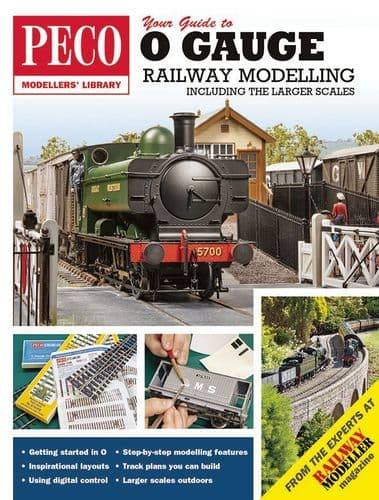 PM208 Peco Your Guide to O Gauge Railway Modelling Including the Larger Scales