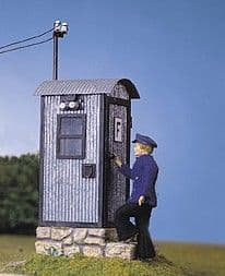 Pola 330916  Track Maintenance Telephone Booth