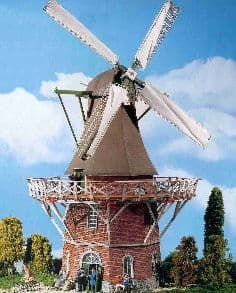 Pola 331701  Large Windmill Typical Dutch