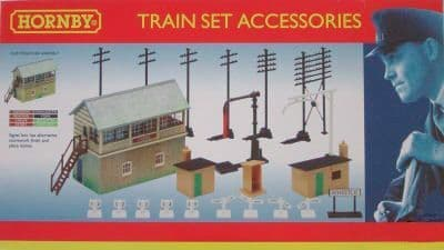 R8202L Hornby OO Scale Train Set Accessories Pack