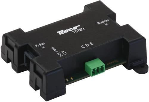 Roco10789 z21 Booster Adapter
