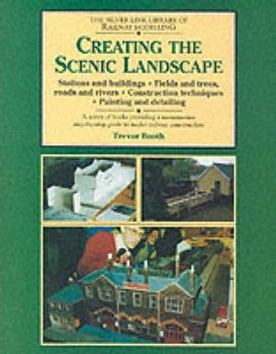 Silver Link Publishing 9781857940237 Creating the Scenic Landscape