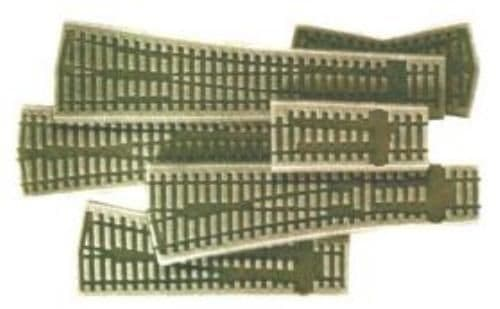 SL-62 Peco: BALLAST INLAY UNITS Catch Point L/H Inlay (2 per pack)