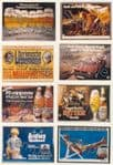 Tiny Signs OO134 - OO Scale German Travel Posters Pack 2