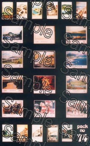 Tiny Signs OO74  Travel Posters LMS
