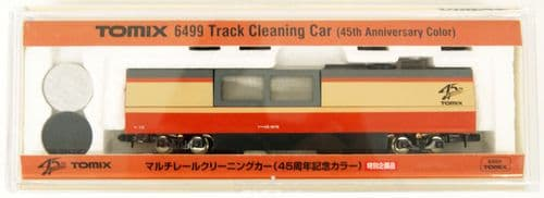 Tomix  6499 Track Cleaning Car (Tomix 45th Anniversary Color) (N scale)