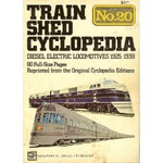 Train Shed Cyclopedia #20
