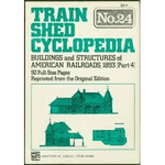 Train Shed Cyclopedia #24