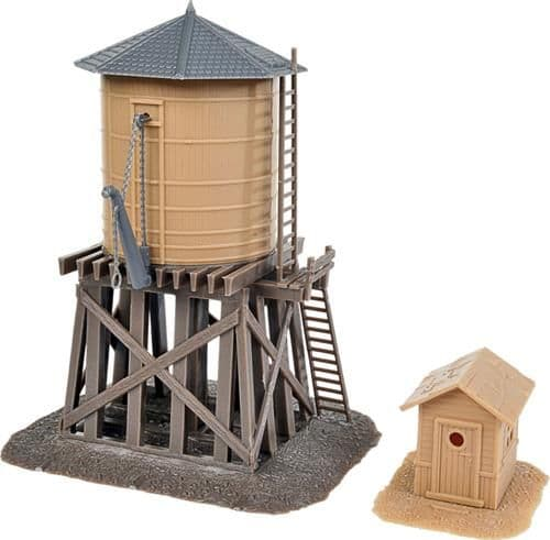 Walthers Trainline 931-906  Beginner Kit - Water Tower & Shanty
