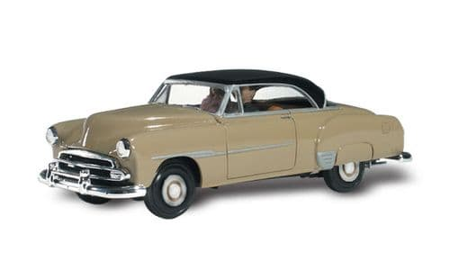 WAS5522 HO Scale Billy Brown's Coupe