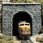 WC1155 Woodland Scenics: N Scale Random Stone Single (2ea.)